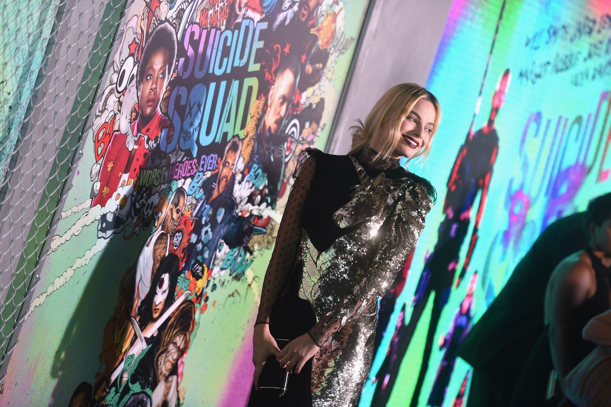"""""""Suicide Squad"""" World Premiere - Inside Arrivals"""