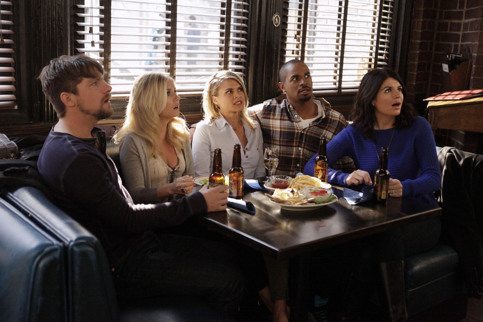 "ABC's ""Happy Endings"" - Season Three"