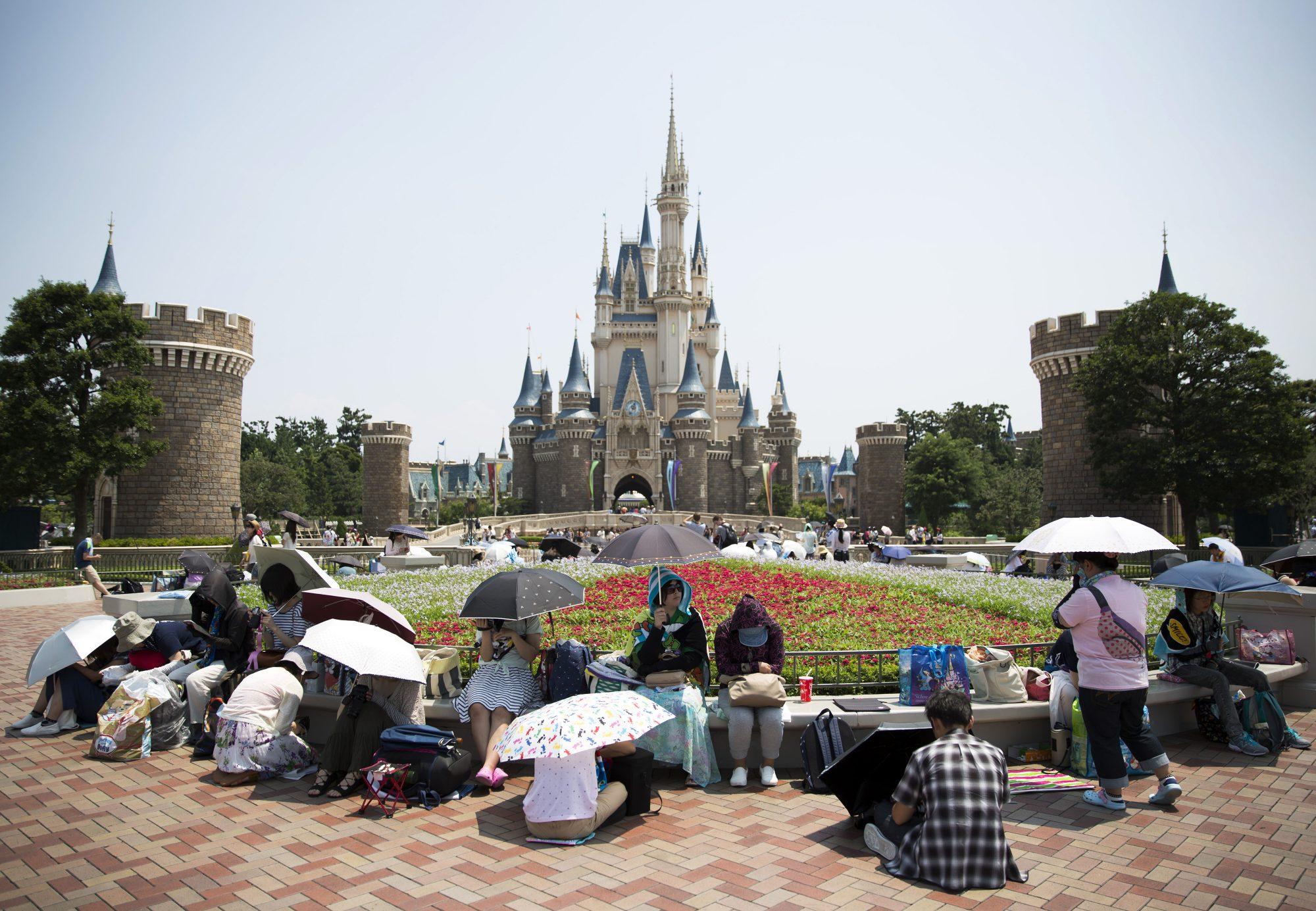 Inside Tokyo Disneyland and Interview with Oriental Land Executive Officer Akiyoshi Yokota