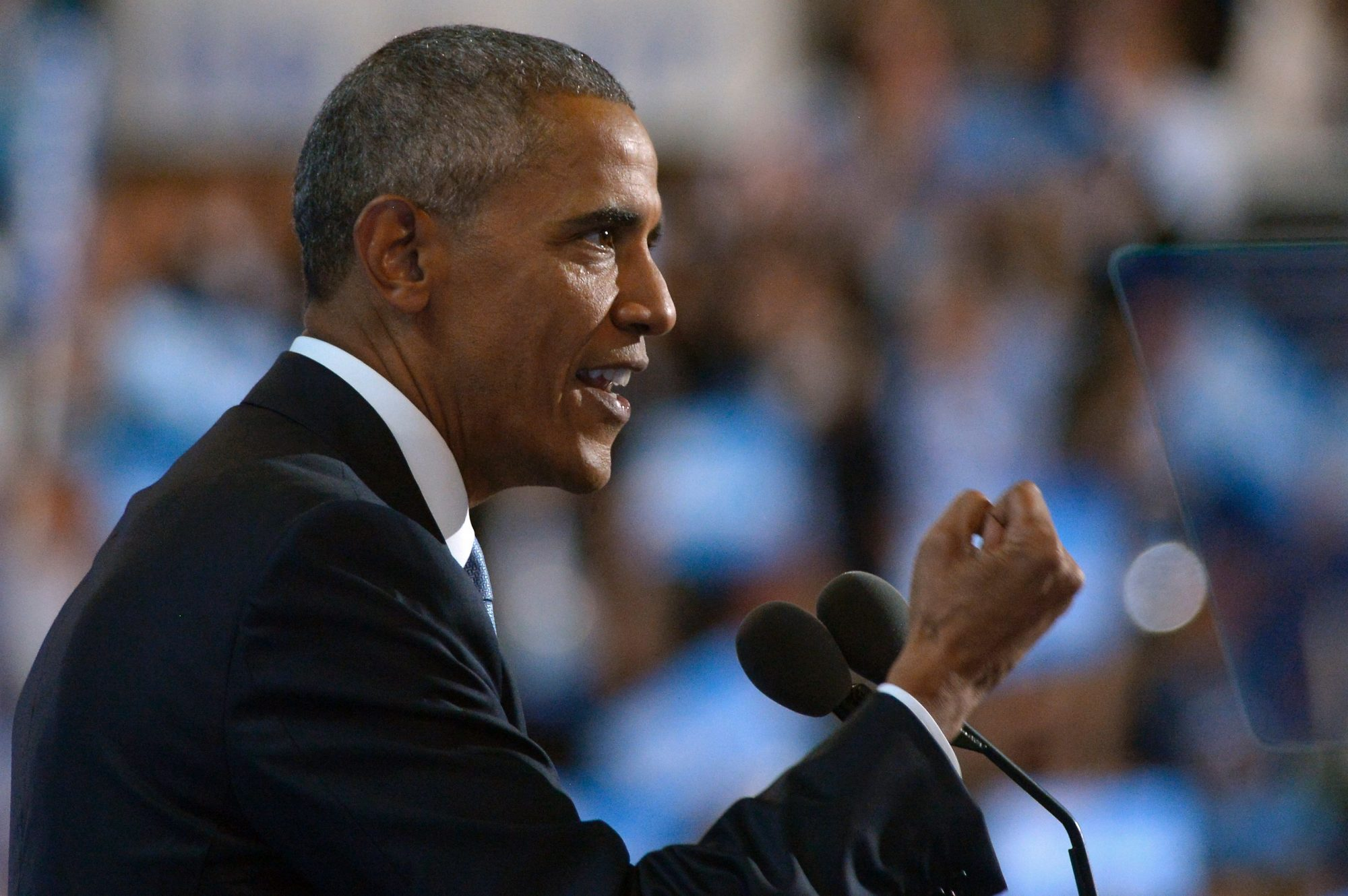 Barack Obama DNC speech