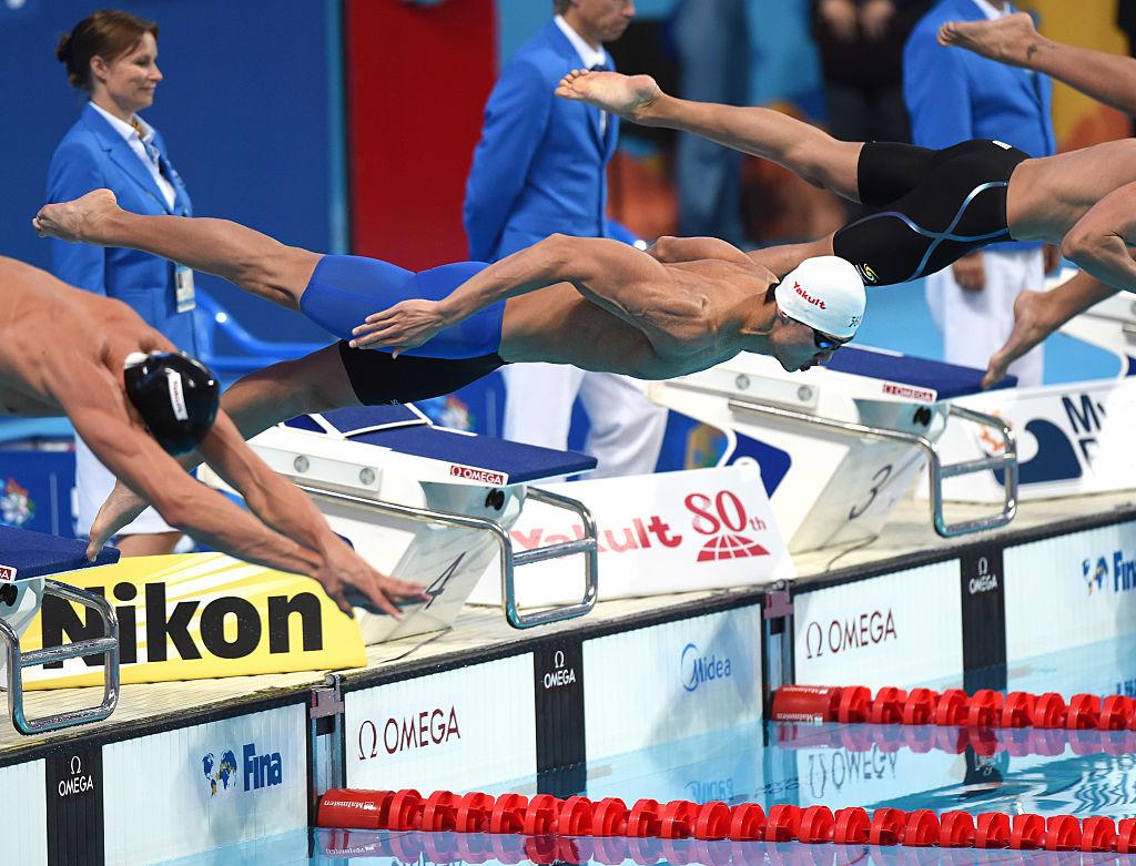 2015 FINA World Championships