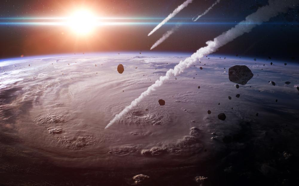 meteor shower 1