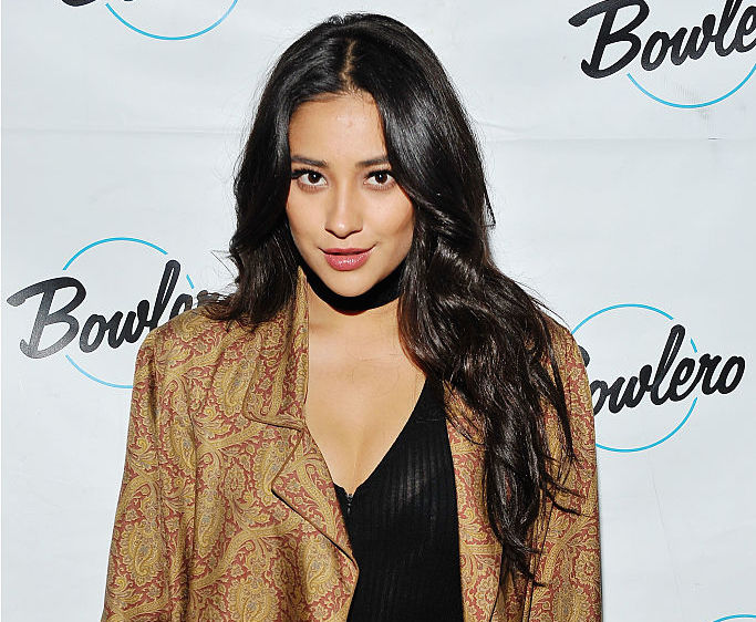 Shay Mitchell Hosts Grand Opening Of Bowlero Playa Del Ray