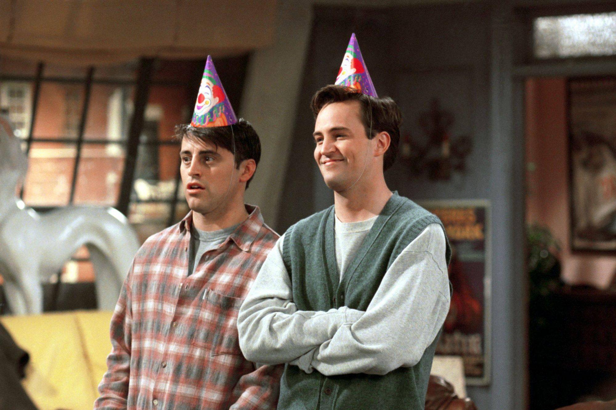 Joey&Chandler
