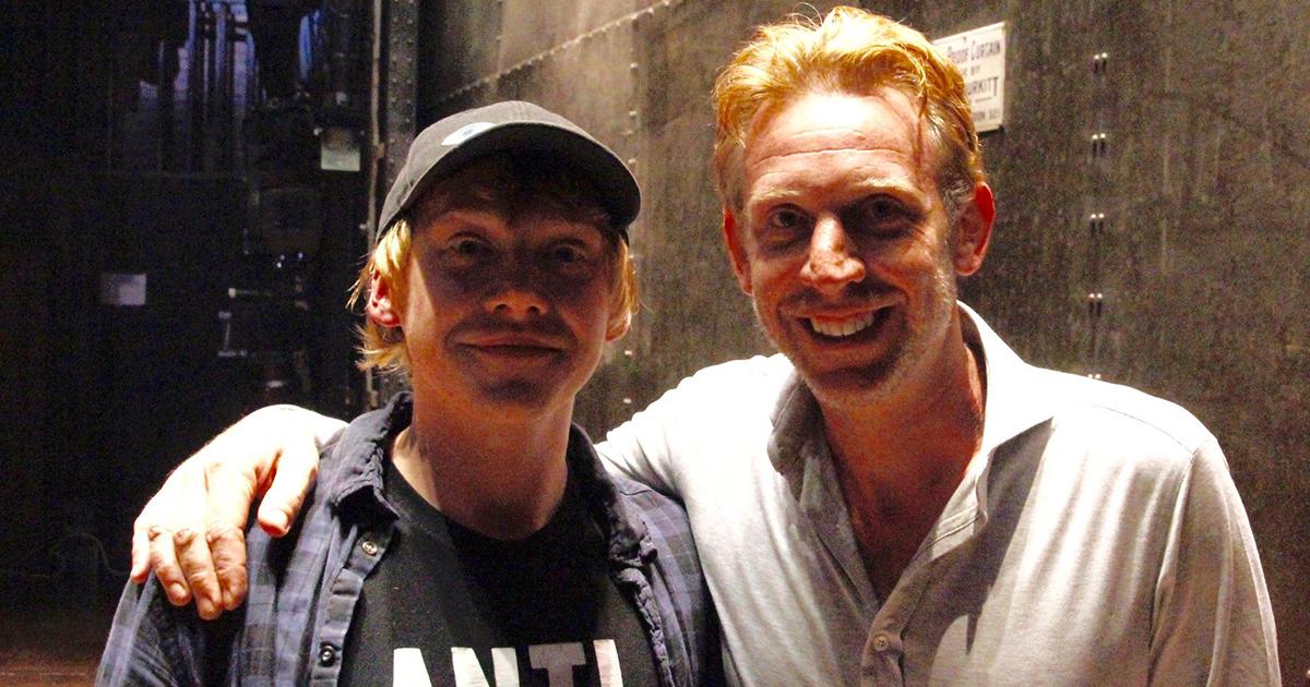 Ron Weasley and Ron Weasley