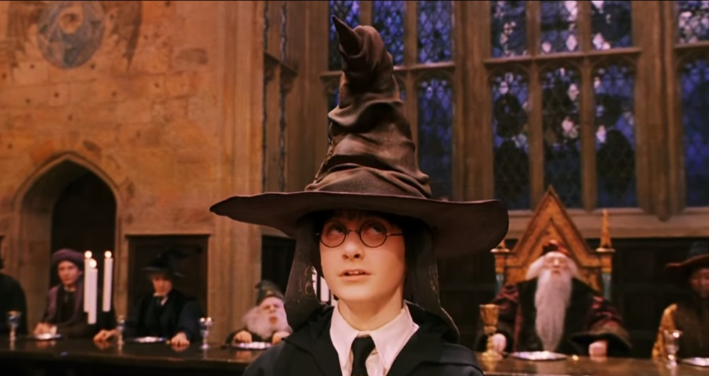 Picture of Harry Potter Sorting Hat