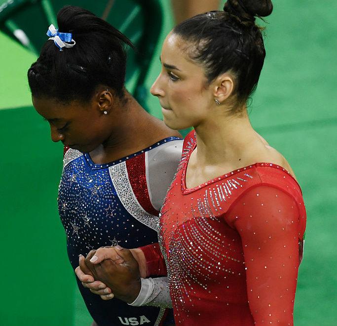 Rio 2016 gymnastics individual all-around