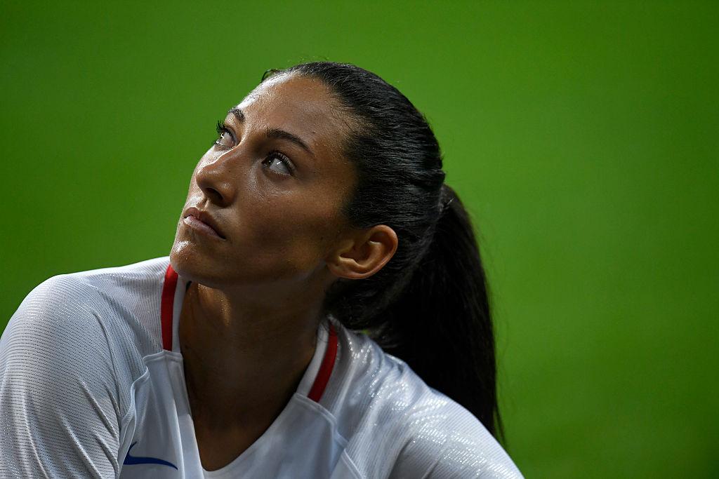 Rio 2016 Olympics, U.S.A. vs New Zealand, women's soccer