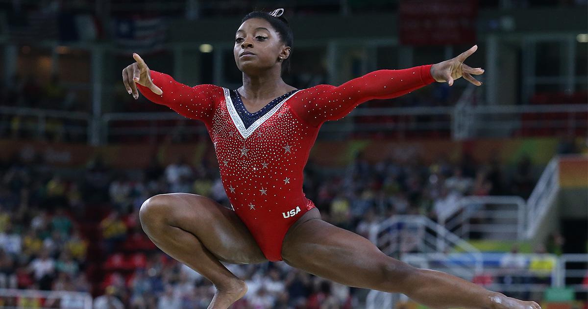 Simone Biles Olympics