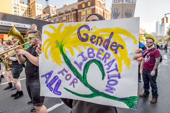 The Audrey Lorde Project organized the 12th Annual Trans Day