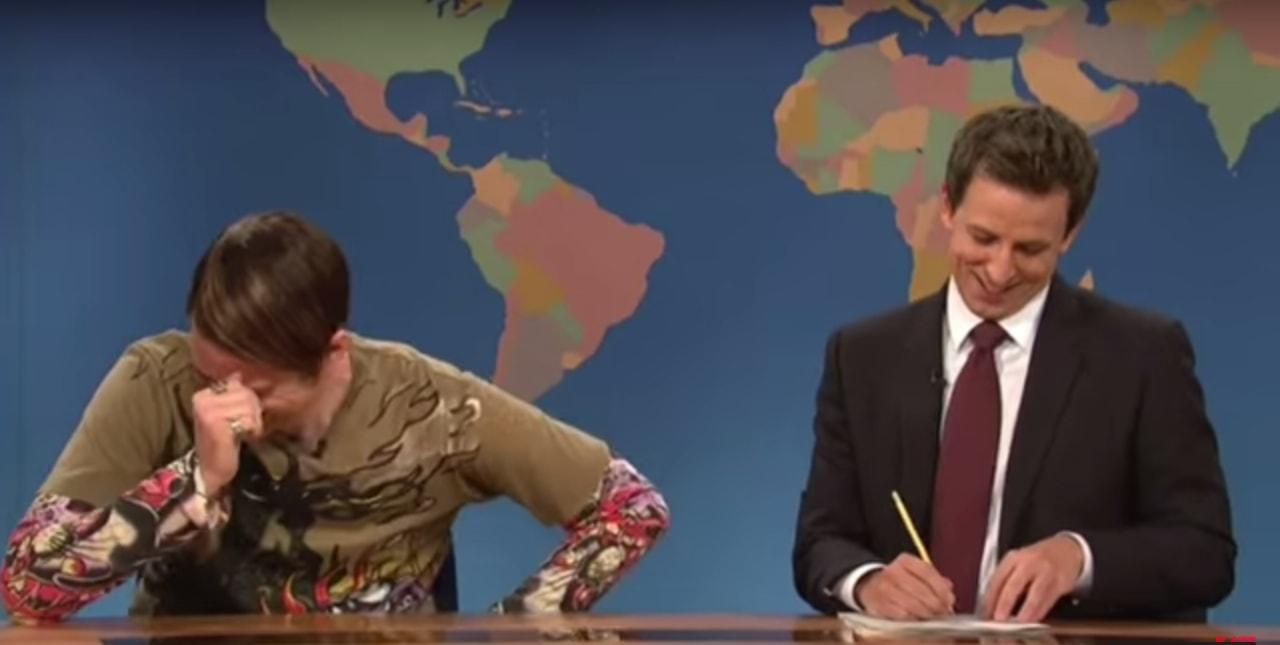 NBC, SNL Weekend Update