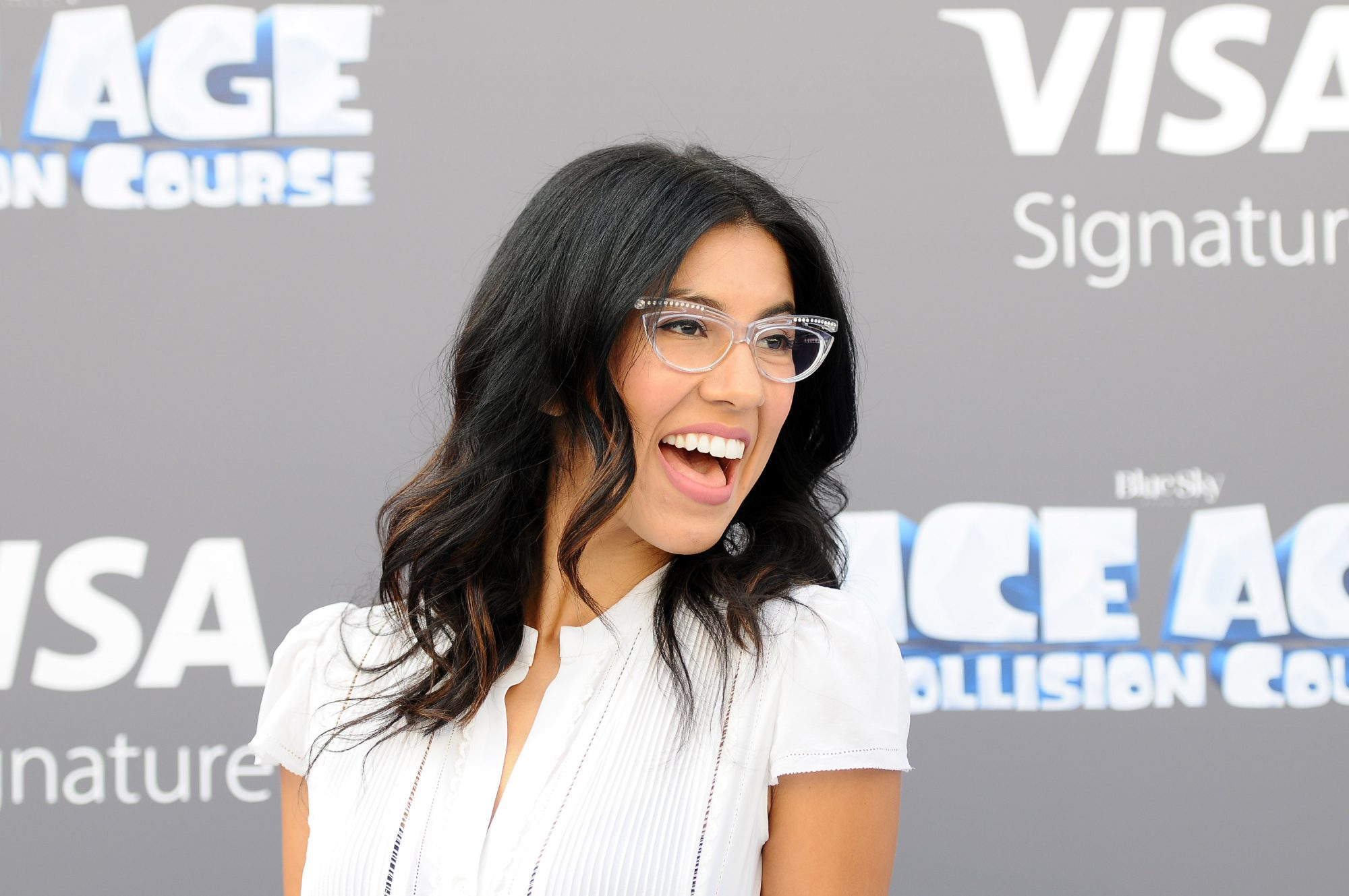 """Screening Of """"Ice Age: Collision Course"""" - Arrivals"""