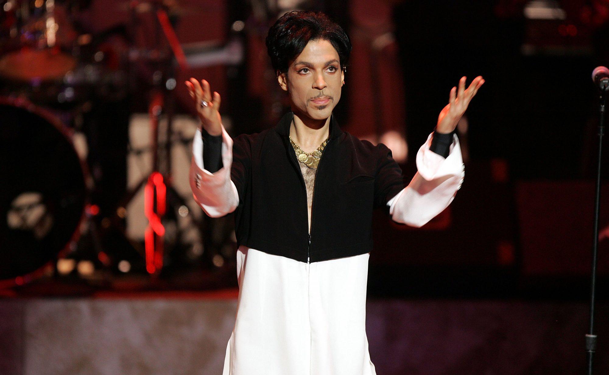 Prince 36th NAACP Image Awards - Show