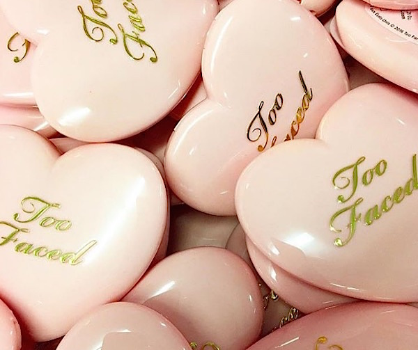 too faced hearts