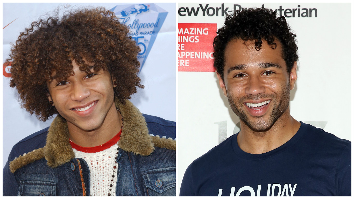 Picture of HSM Chad Then and Now