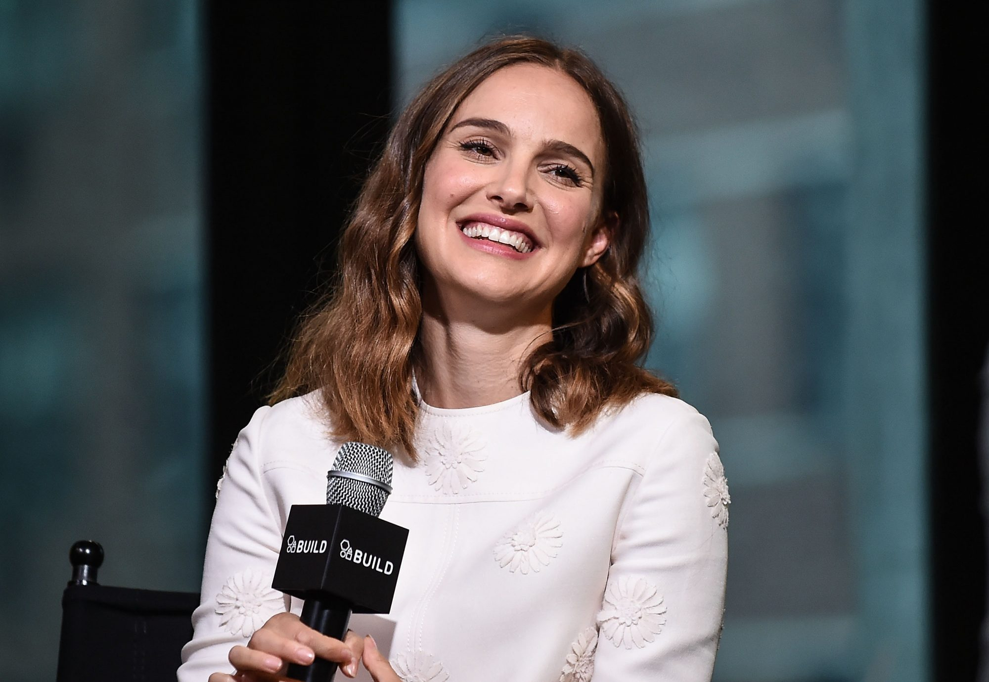 """AOL Build Presents Natalie Portman Discussing Her New Film """"A Tale Of Love And Darkness"""""""