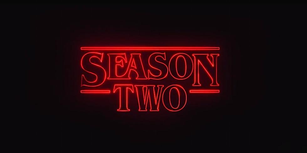 Stranger Things Season Two