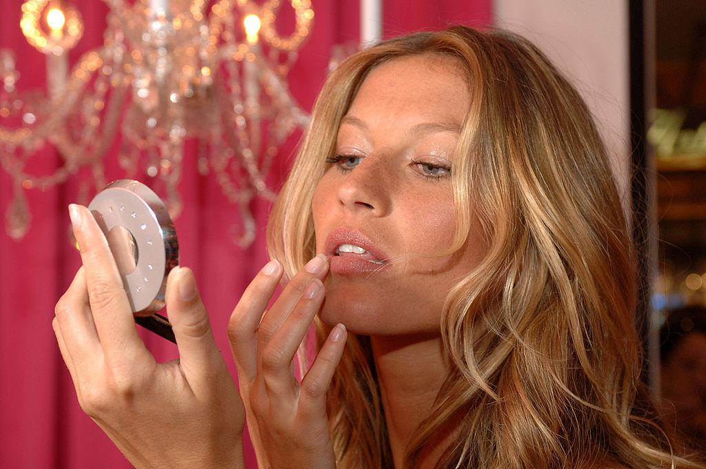 Gisele Bundchen Presents The Victoria's Secret Fashion Show Exhibit: Ten Years of Sexy