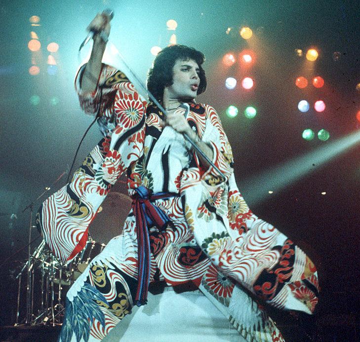 Photo of Freddie Mercury
