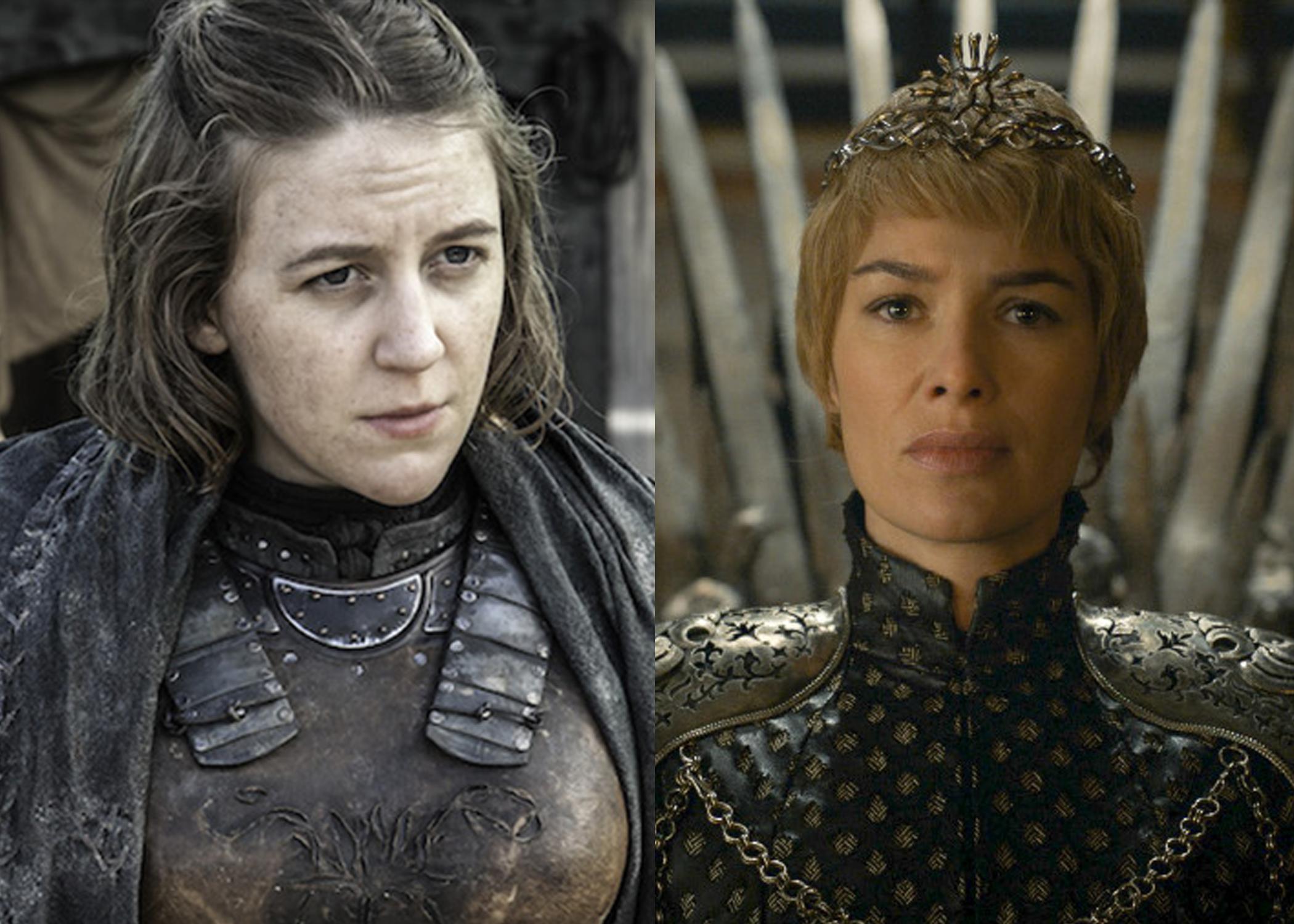 Cersei and Yara
