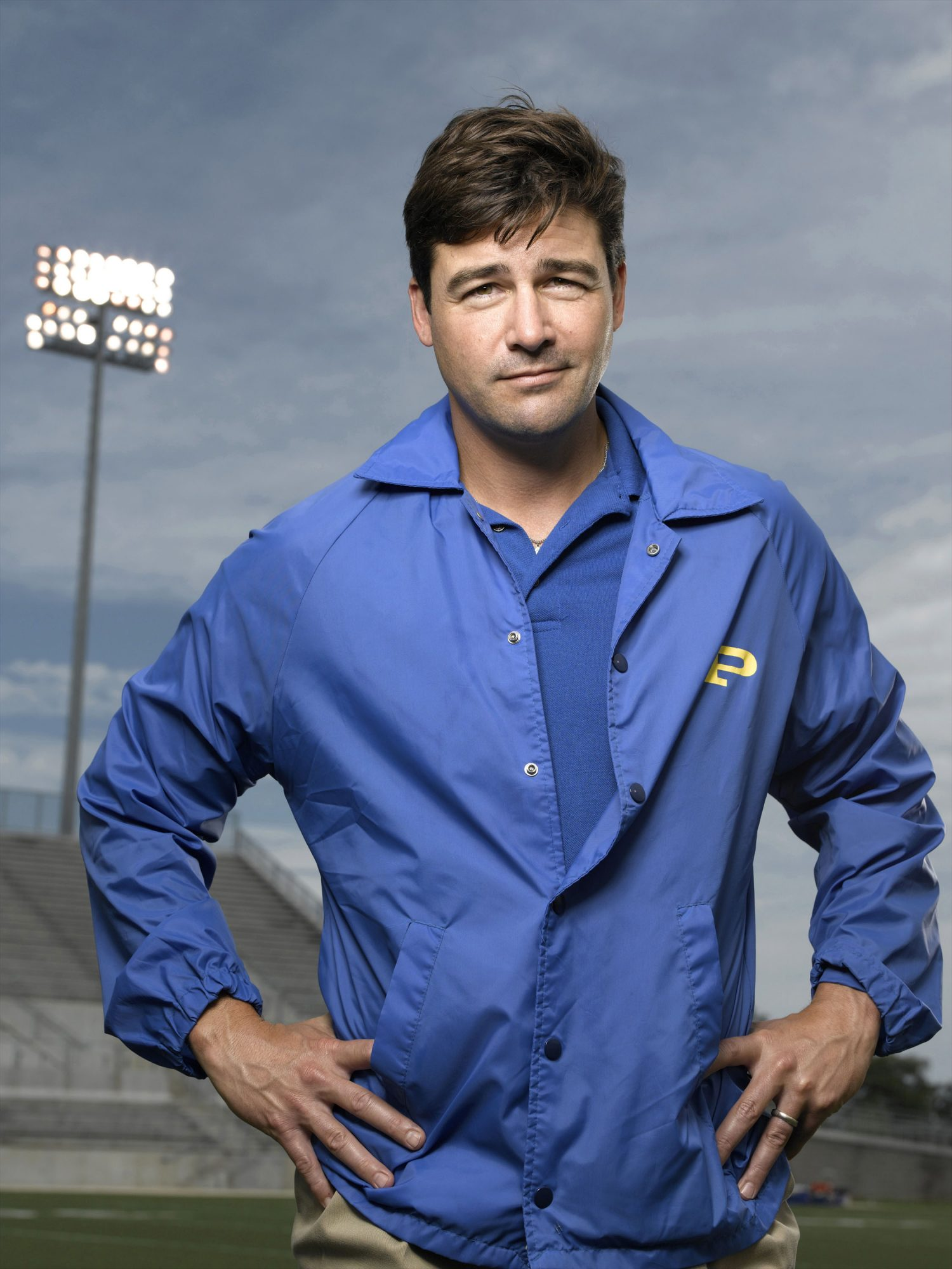 FRIDAY NIGHT LIGHTS -- Season 1 -- Pictured: Kyle Chandler as Eric Taylor  (Photo by Michael Muller/NBC/NBCU Photo Bank via Getty Images)