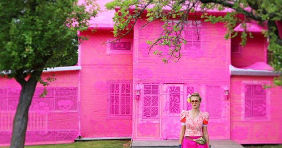Pink Home Project