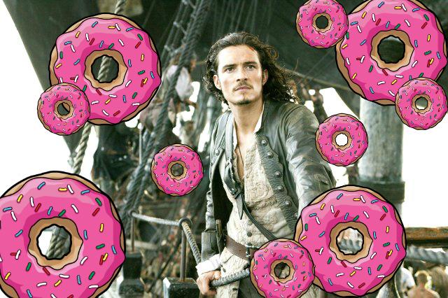 pirate donuts