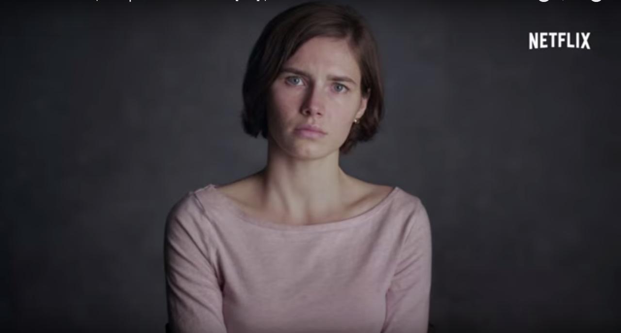 Amanda Knox Netflix Teaser