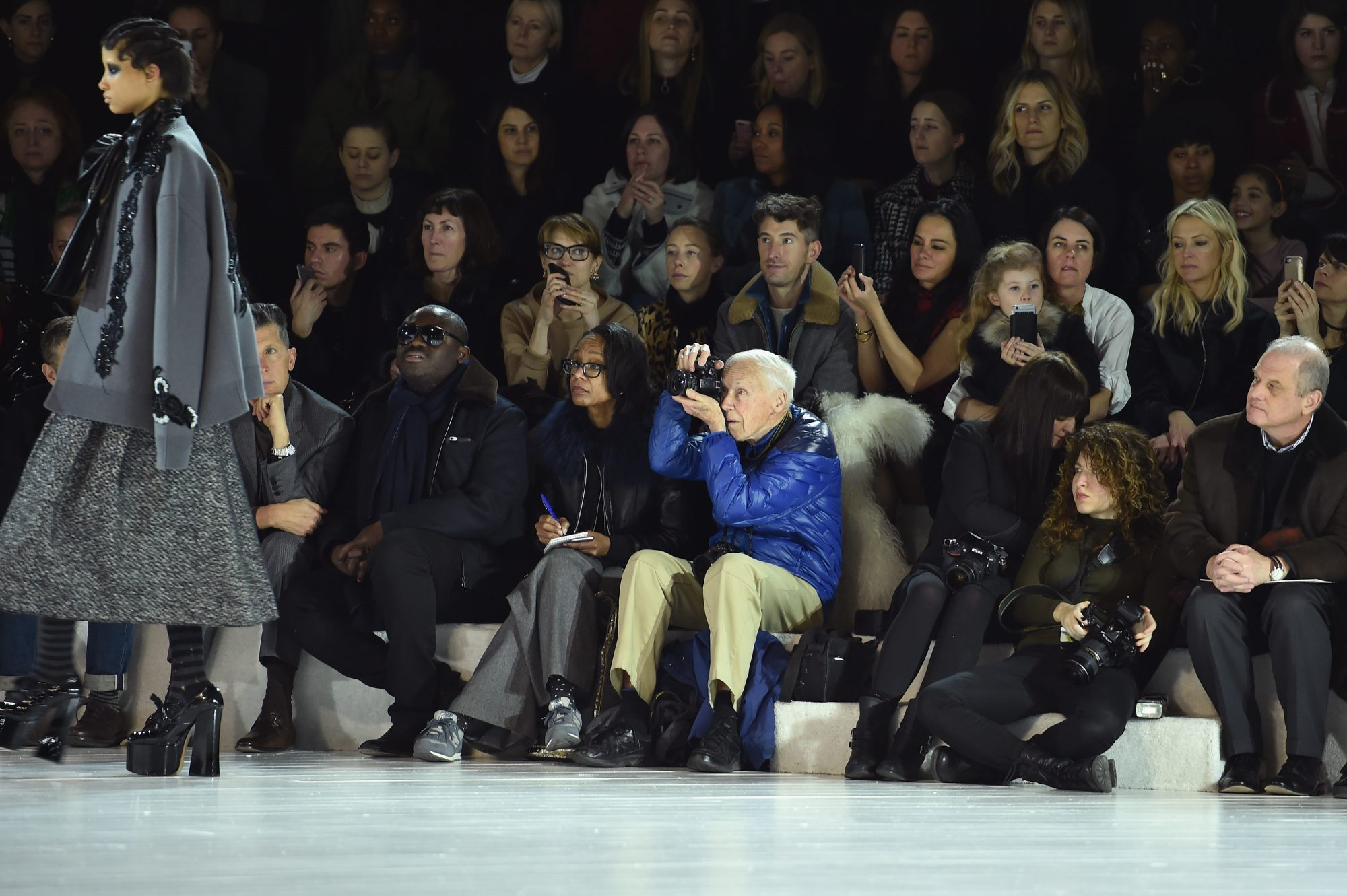 Picture of Bill Cunningham Show