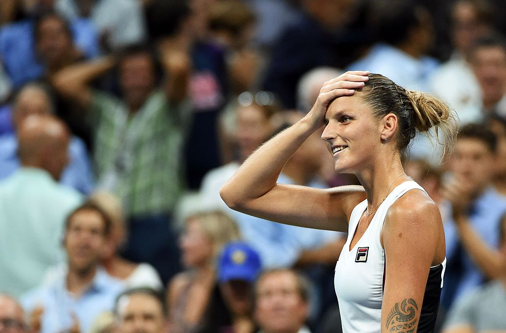 TOPSHOT-TEN-US OPEN-WILLIAMS-PLISKOVA