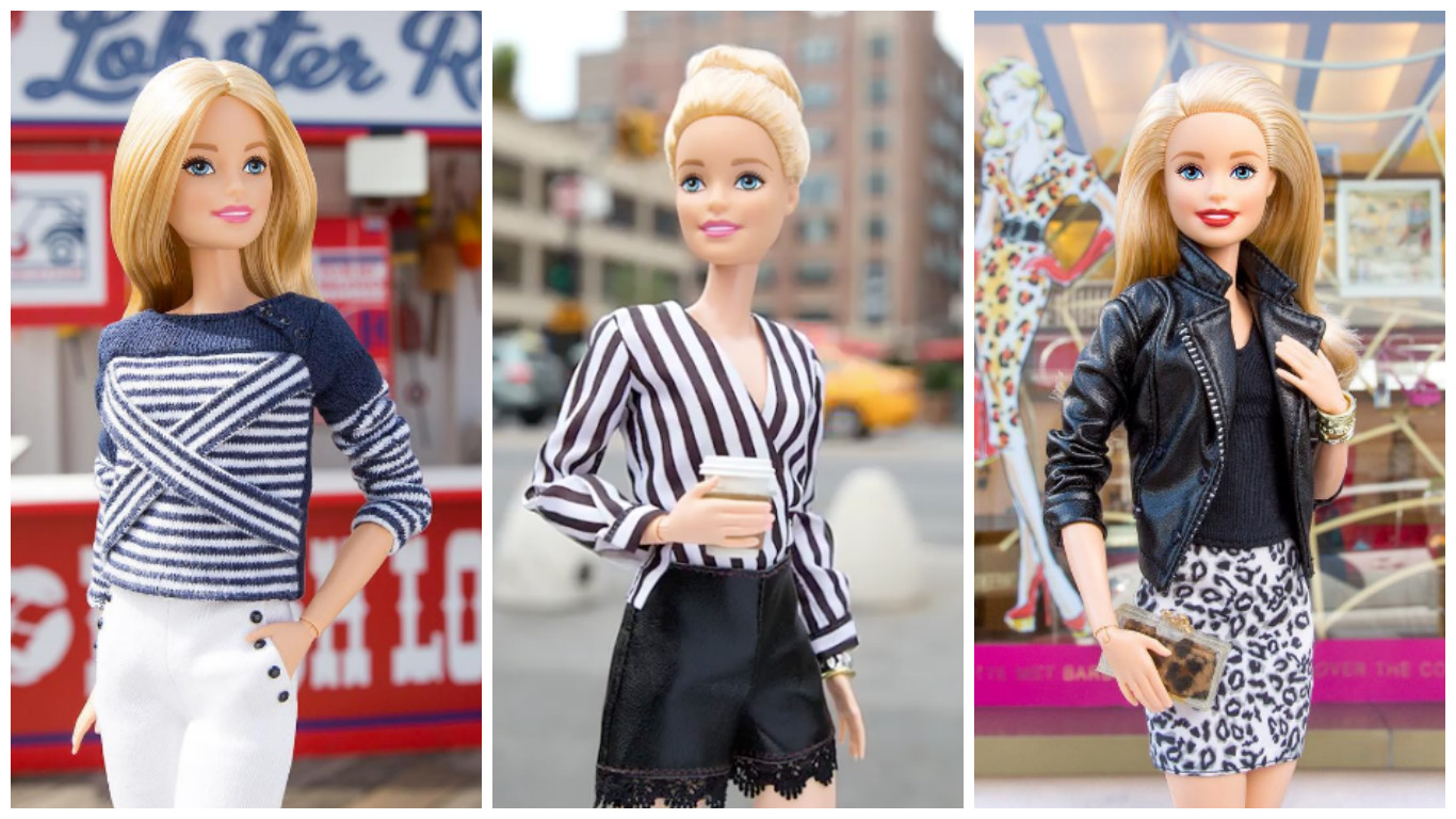 Picture of Barbie NYFW