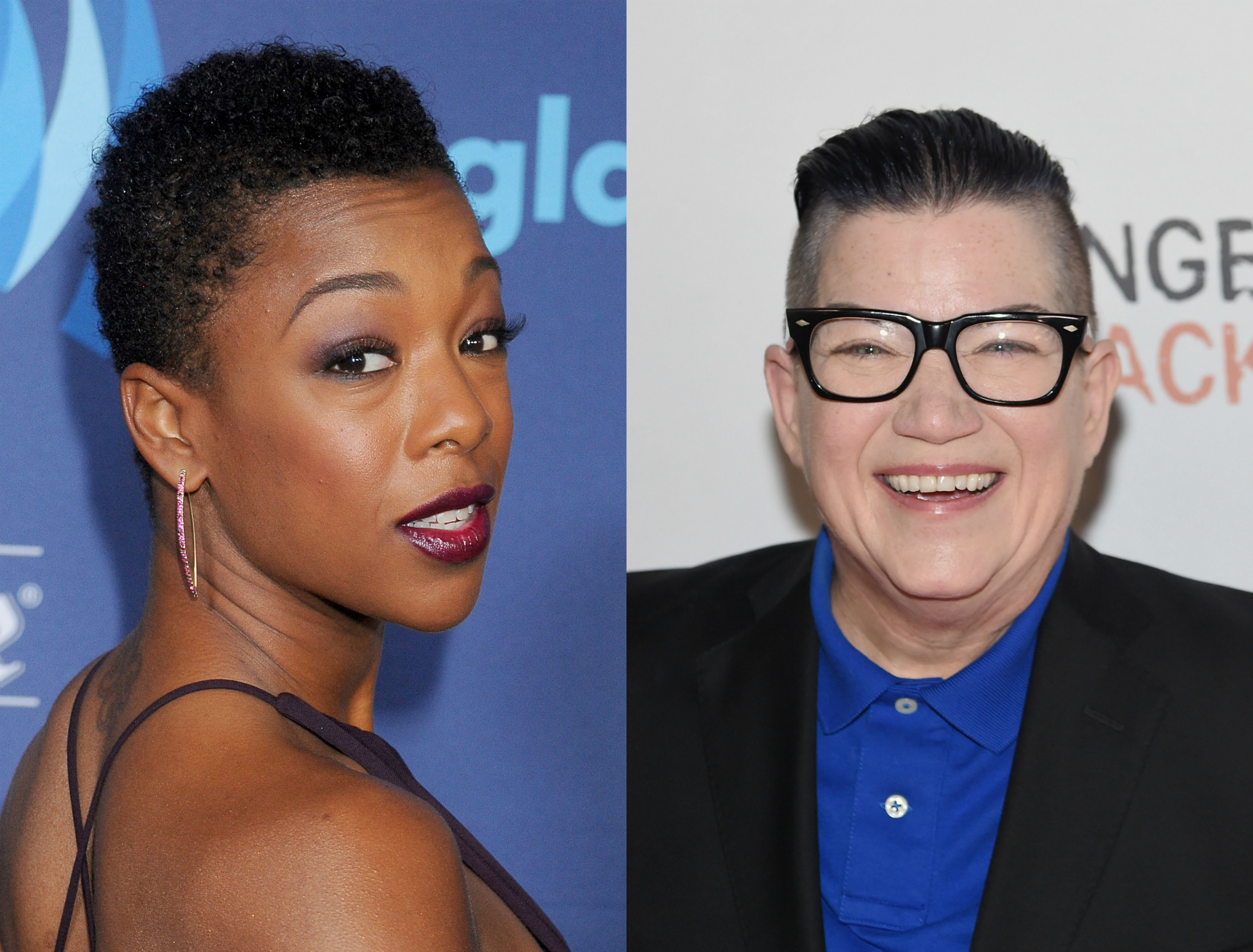 Samira Wiley and Lea DeLaria