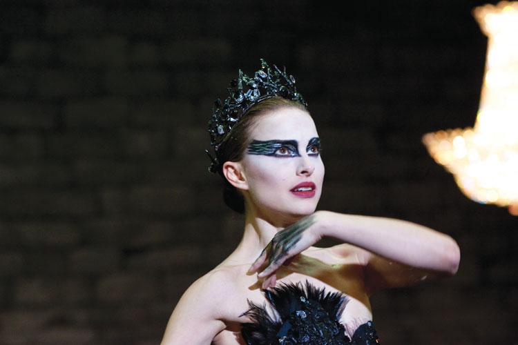 Picture of Natalie Portman Black Swan