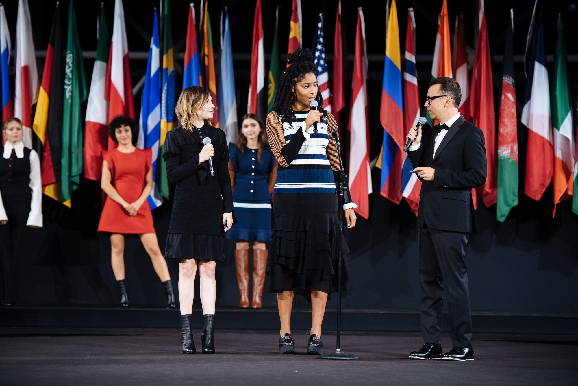 Picture of Opening Ceremony NYFW Jessica Williams