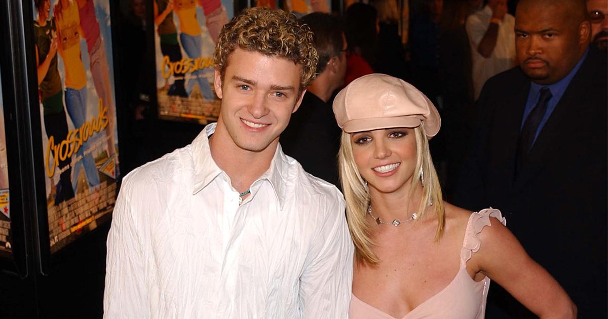 Justin Timberlake x Britney Spears