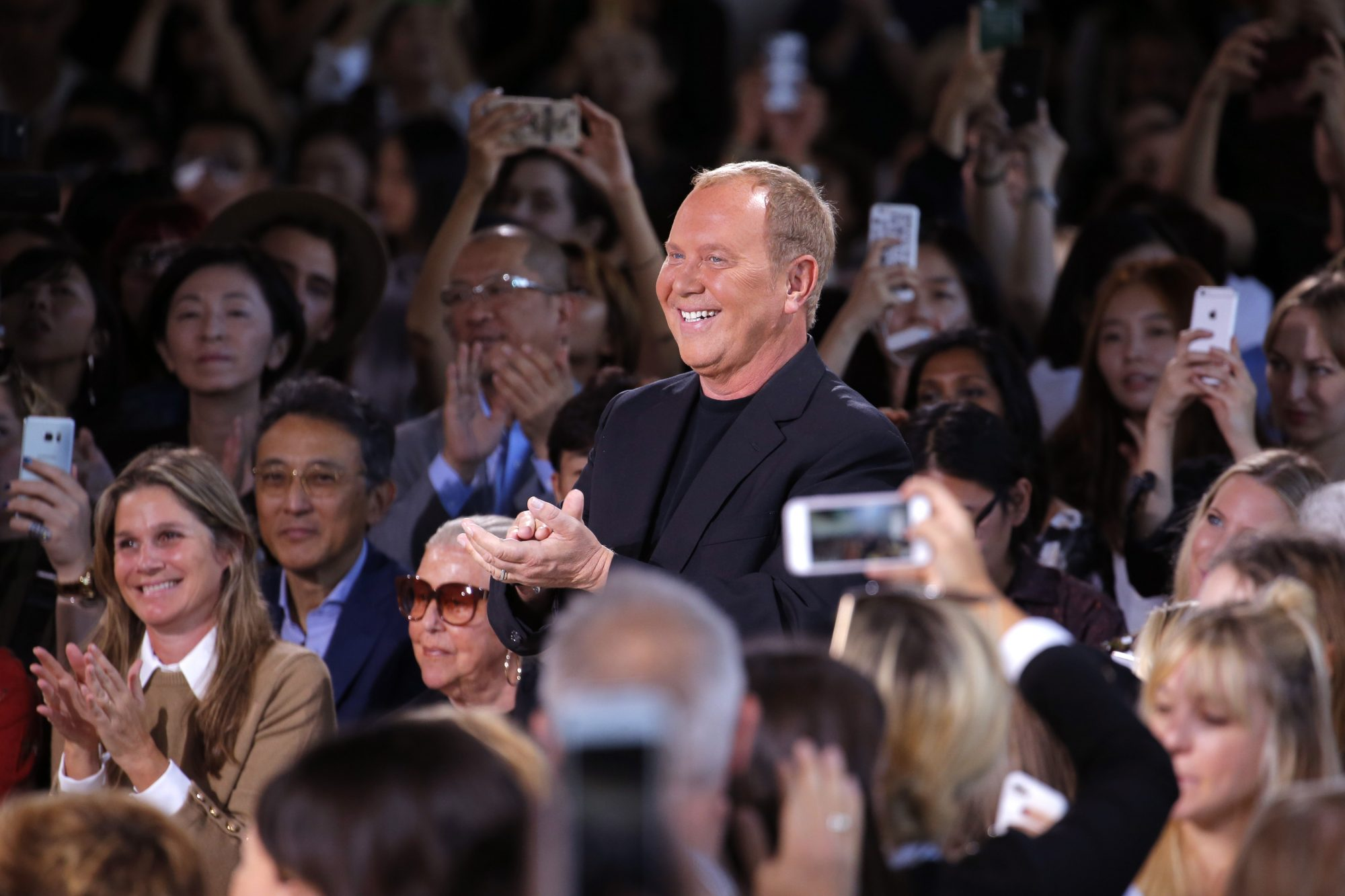 Picture of Michael Kors NYFW