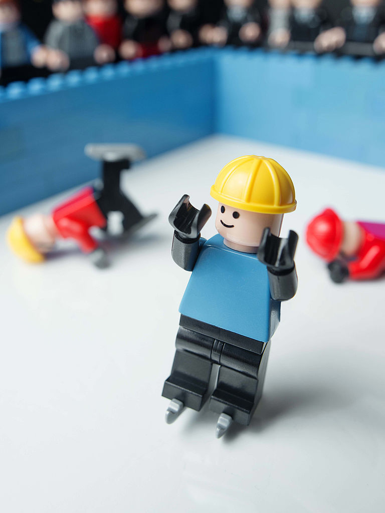 LEGO Re-Creates Australian Top 10 Iconic Moments