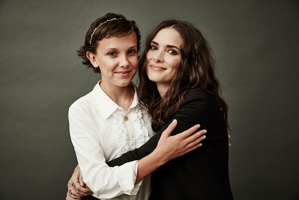 millie-bobby-brown-winona-ryder-cover