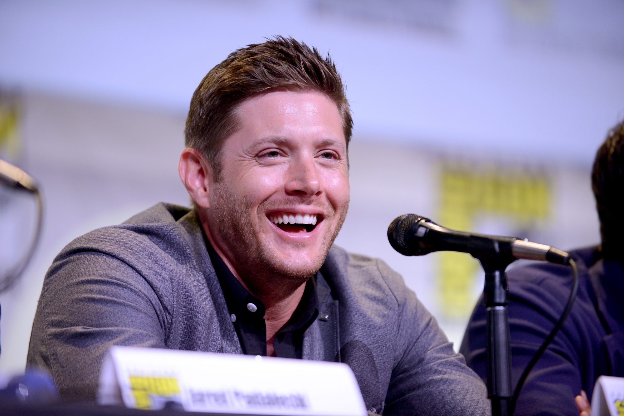 """Comic-Con International 2016 - """"Supernatural"""" Special Video Presentation And Q&A"""