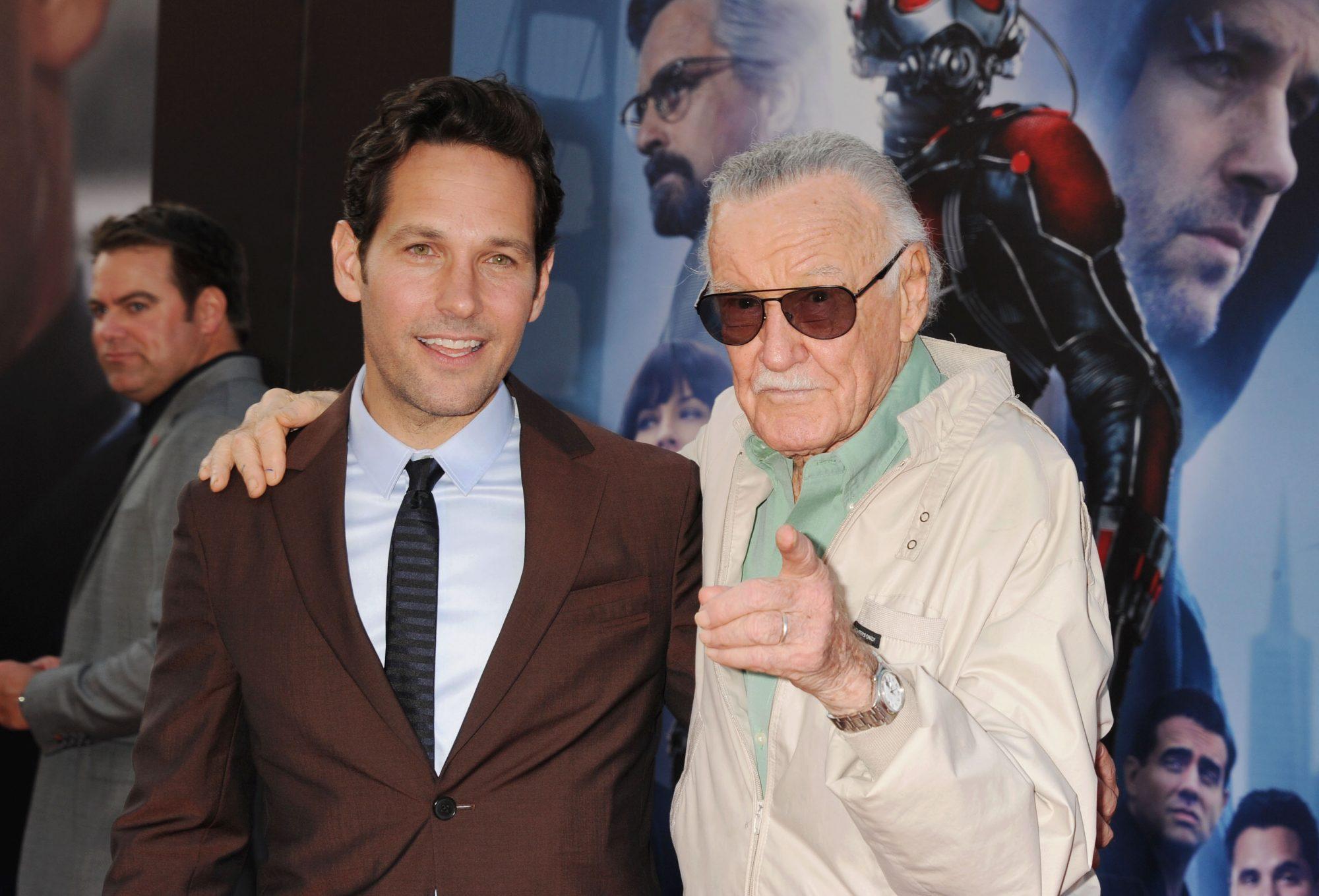 "Premiere Of Marvel Studios ""Ant-Man"" - Arrivals"
