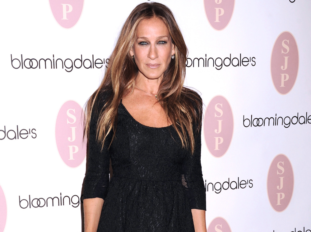Sarah Jessica Parker Launches Shoe Line SJP In New York City