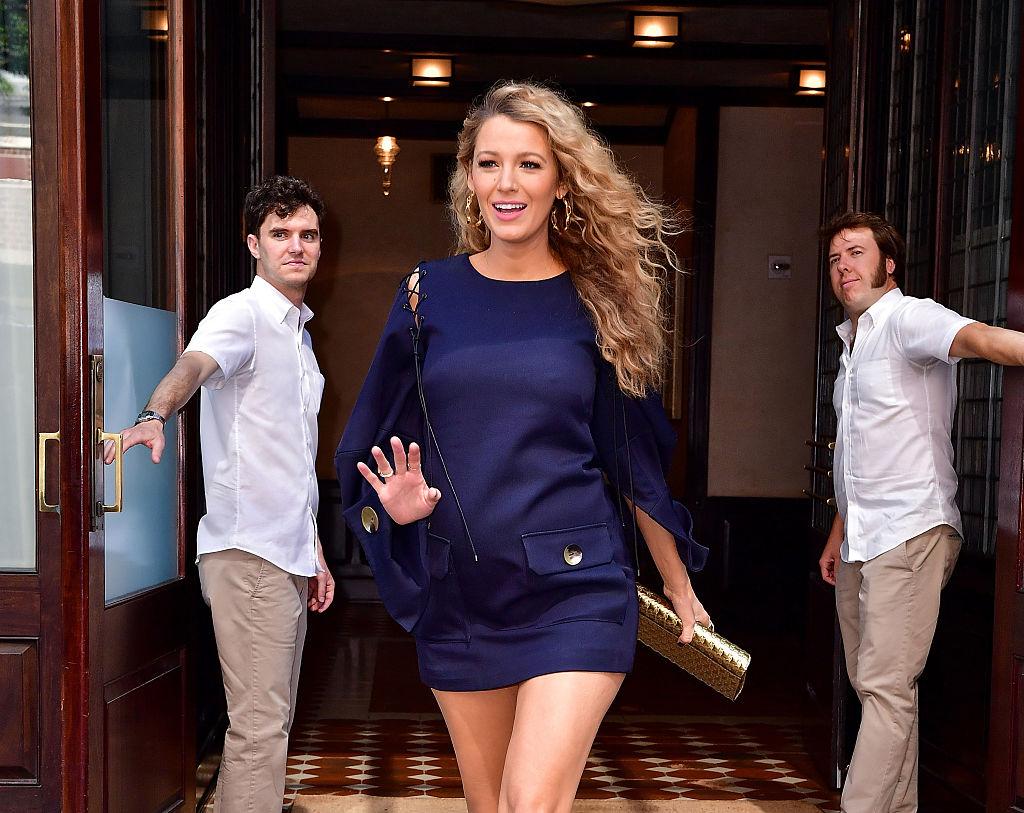 Celebrity Sightings in New York City - June 22, 2016