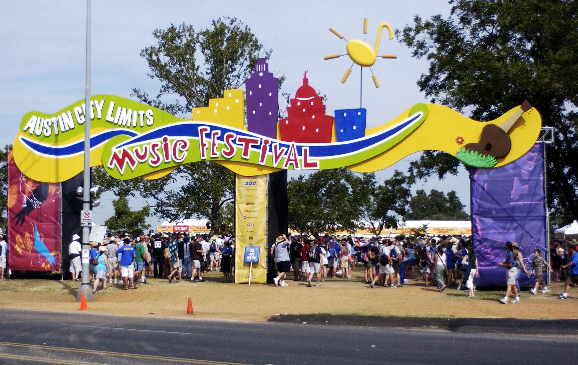 Austin City Limits Music Festival Day 1- Austin TX
