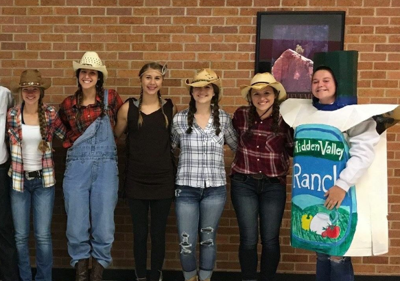 Ranch Girl and Friends 2