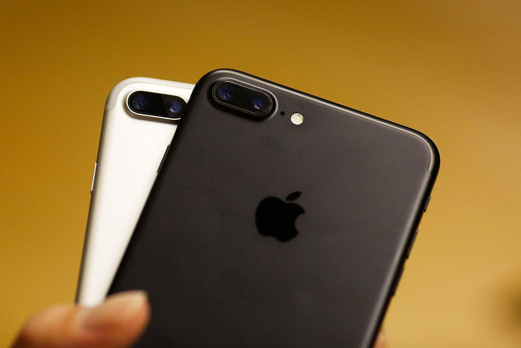 U.S.-NEW YORK-IPHONE 7-IPHONE 7 PLUS-RELEASED