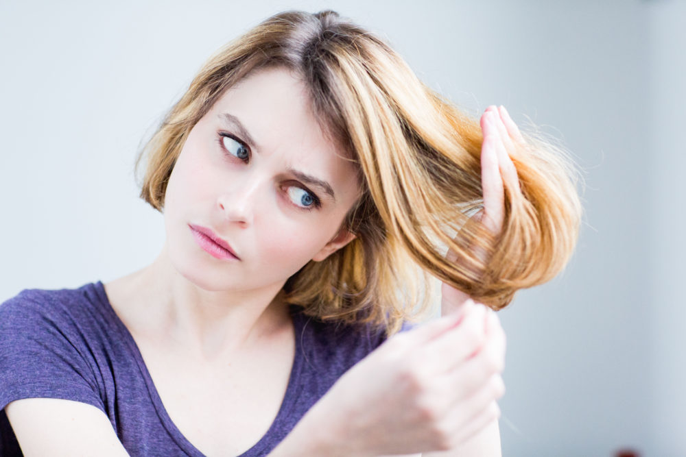Can cleansing conditioners cause hair loss?