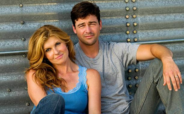 Picture of Coach and Tami Taylor