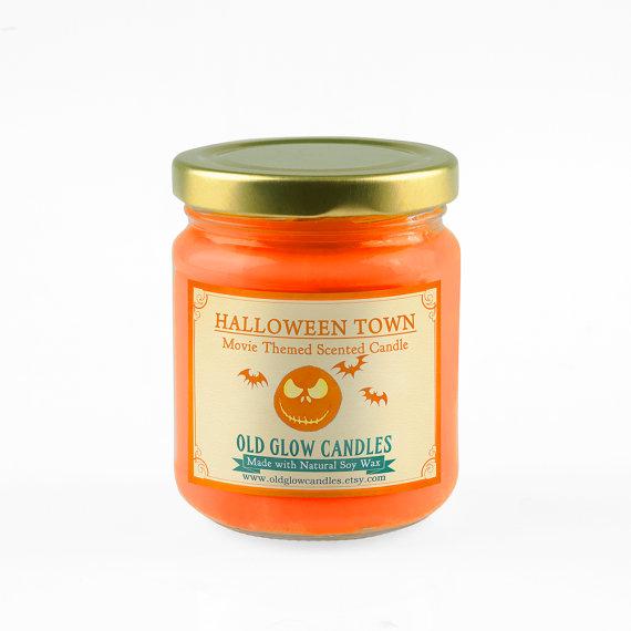 halloweentown-candle