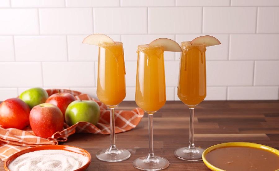 caramel apple mimosa main