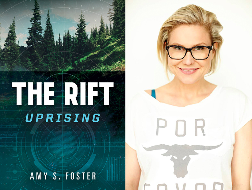 Picture of The Rift Uprising Amy S. Foster